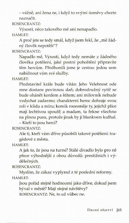 Náhled Hamlet