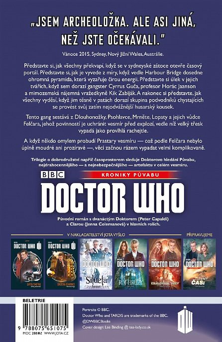 Náhled Doctor Who: Generace velkého třesku