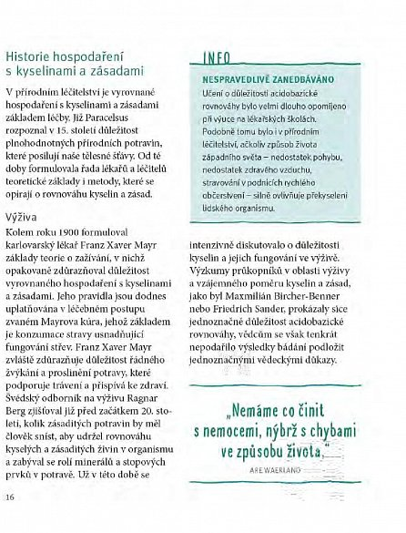 Náhled Acidobazická rovnováha - Klíč k lepšímu zdraví