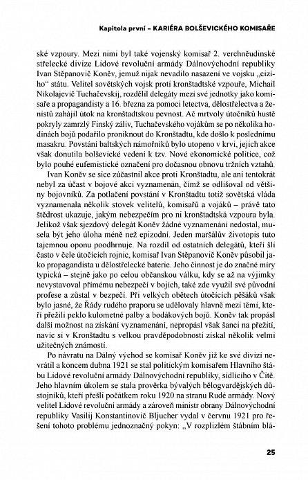 Náhled Koněv: Osvoboditel, nebo okupant?