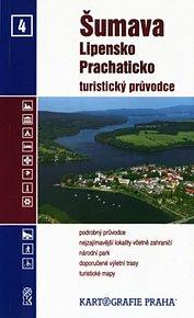 Šumava-Lipensko,Prachaticko/průvodce