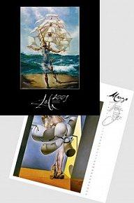 Dalí 2009 - nástěnný kalendář