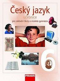 Český jazyk 6 pro ZŠ a víceletá gymnázia - učebnice