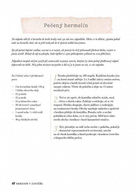 Náhled Merendy v zástěře - Úsporná kuchařka pro dceru (230 receptů, jak vařit s rozumem)
