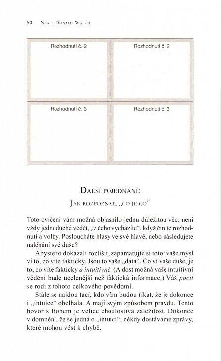 Náhled Hovory s Bohem - pracovní kniha