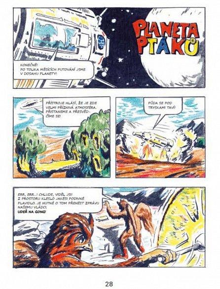 Náhled Kultovní komiksy II.