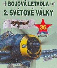 Bojová letadla 2.světové války