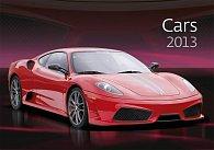 Kalendář nástěnný 2013 - Cars