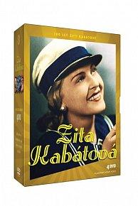 Zita Kabátová 100 let - Zlatá kolekce - 4 DVD
