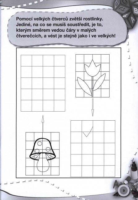 Náhled Zábavné úkoly pro školkaře 2.