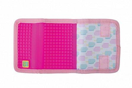 Náhled Pixie Peněženka PXA-10 neon růžová/zmrzlina