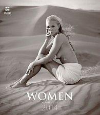 Kalendář 2014 - Women - nástěnný