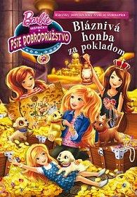 Barbie Sestričky a psie dobrodružstvo Bláznivá honba za pokladom
