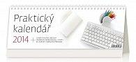 Kalendář 2014 - Praktický kalendář - stolní