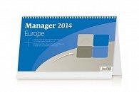 Kalendář 2014 - Manager Europe - stolní