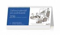 Kalendář stolní 2016 - Daňový kalendář pro podnikatele