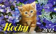 Kočky - stolní kalendář 2012