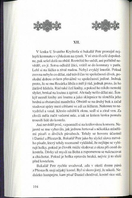 Náhled Letopisy královské komory IV. - Velhartické pastorále / Vražda v lázních
