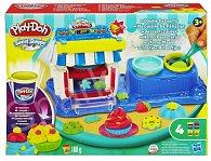 Play-Doh výroba dortíků