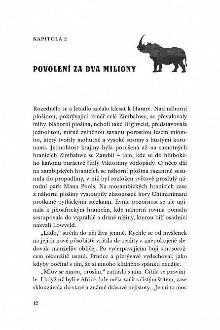 Náhled Poslední nosorožec