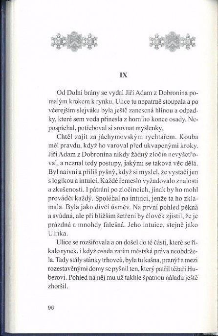 Náhled Jáchymovští démoni - Letopisy královské komory