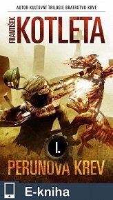 Perunova krev 1 (E-KNIHA)