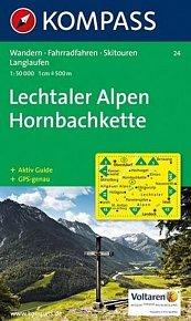 Lechtaler Alpen 24 / 1:50T NKOM
