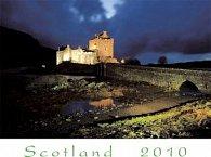 Skotsko Stanislav Paluda 2010 - nástěnný kalendář