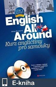 English All Around Kurz angličtiny pro školy a samouky (E-KNIHA)