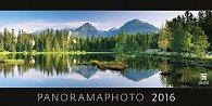 Kalendář nástěnný 2016 - Panoramaphoto/Exklusive