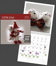 Little Joys - nástěnný kalendář 2013