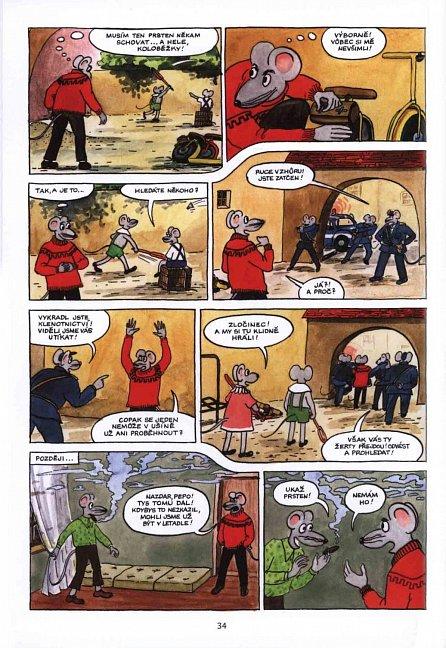 Náhled Anča a Pepík 3 - komiks