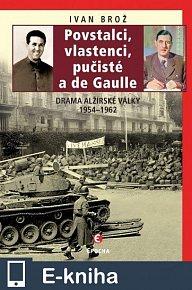 Povstalci, vlastenci, pučisté a de Gaulle (E-KNIHA)