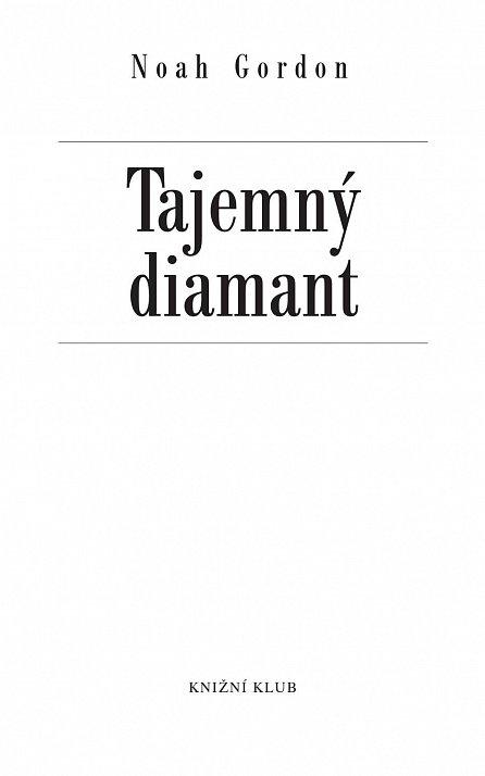 Náhled Tajemný diamant