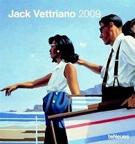 Jack Vettriano 2009 - nástěnný kalendář