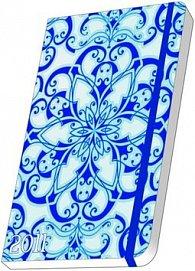 Blue Pattern diář 2011