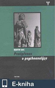 Protipřenos v psychoanalýze (E-KNIHA)