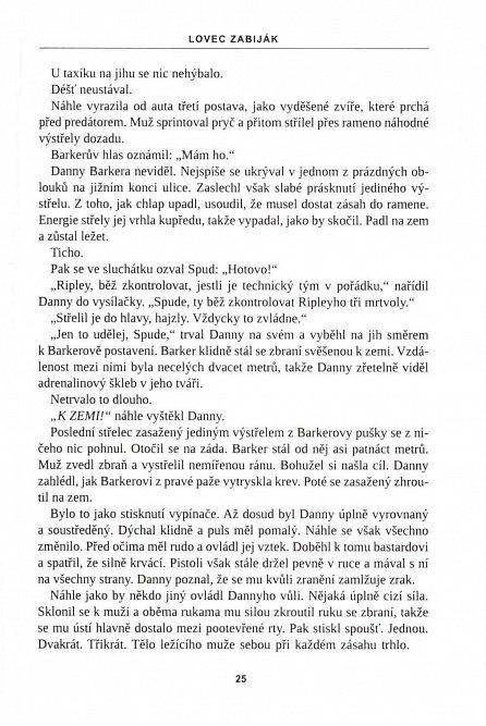 Náhled Lovec zabiják