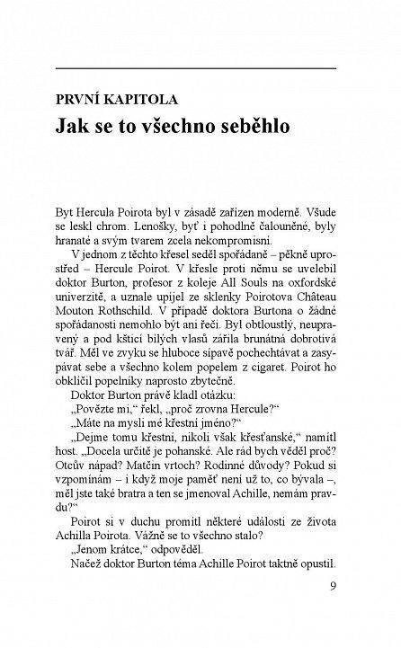 Náhled Herkulovské úkoly pro Hercula Poirota