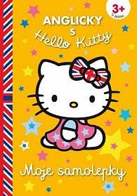 Hello Kitty Anglicky s Hello Kitty Moje samolepky 3+