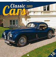 Kalendář 2013 poznámkový - Classic Cars, 30 x 60 cm