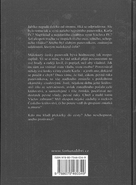 Náhled Václav IV. - Tajná kronika velké doby malého krále