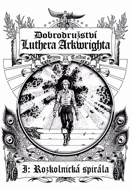 Náhled Srdce impéria aneb Odkaz Luthera Arkwrighta