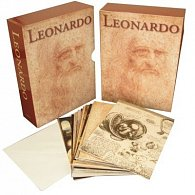 Leonardo - sada 30 přání