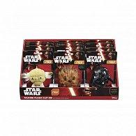 Star Wars: Mini mluvící plyš Darth Vader 10 cm