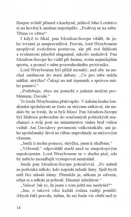 Náhled Snoubenka lorda Wraybourna
