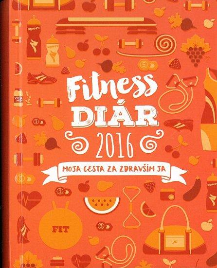 Náhled Fitness diár 2016