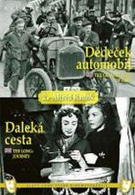 Dědeček automobil/Daleká cesta - (2 filmy na 1 disku) - DVD box
