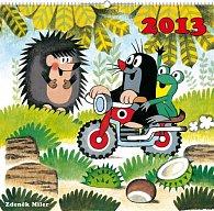 Kalendář 2013 nástěnný - Krteček, 48 x 46 cm