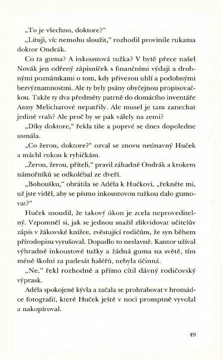 Náhled Případ vznešeného prstenu - Kriminální příběh z roku 1975